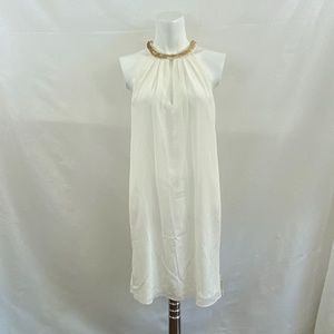 NWT Rebecca Taylor Silk w/ Sequins Dress - 4
